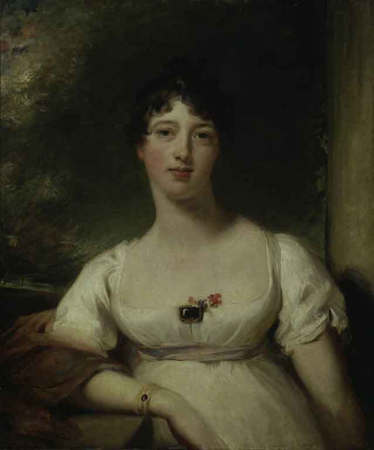 Anna Maria Dashwood By Sir Thomas Lawrence