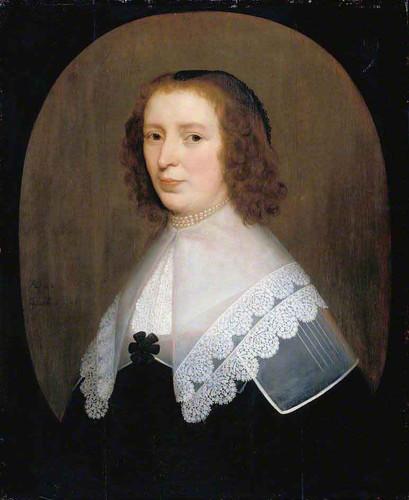 Anna Van Den Corput By Gerard Van Honthorst By Gerard Van Honthorst