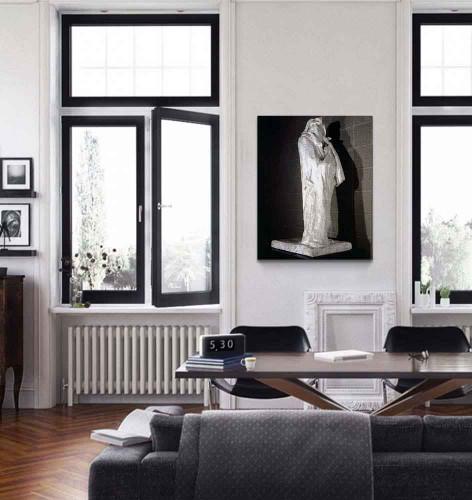 Balzac 3 By Auguste Rodin
