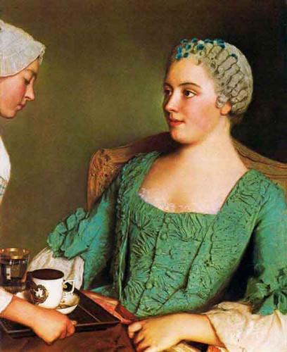 Breakfast By Jean Etienne Liotard