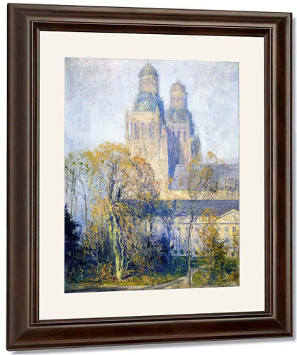Cathedral Tours By Guy Orlando Rose