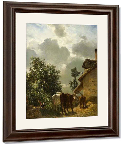 Cattle By Constant Troyon