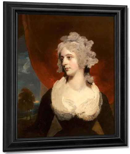 Charlotte Dee By Sir Thomas Lawrence