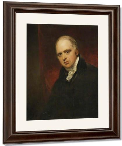 Daniel Lysons By Sir Thomas Lawrence