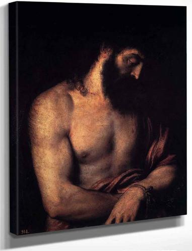 Ecce Homo By Titian(Italian, C. 1488 1576)