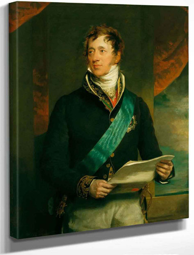 Ernest Frederick, Count Munster By Sir Thomas Lawrence