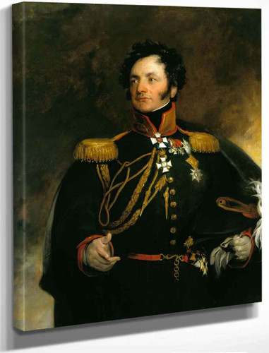 General Theodore Petrovitch Uvarov By Sir Thomas Lawrence