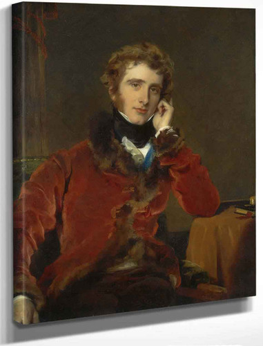 George James Welbore Agar Ellis, Later 1St Lord Dover By Sir Thomas Lawrence