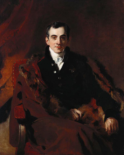 John, Count Capo D'istria By Sir Thomas Lawrence