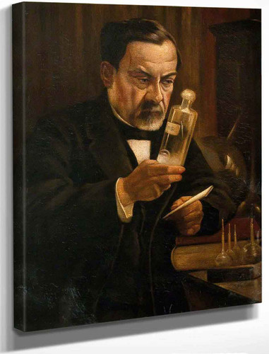 Louis Pasteur1 By Albert Edelfelt