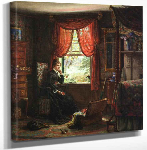 Memories By Edward Lamson Henry Art Reproduction