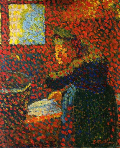My Grandmother By Edouard Vuillard