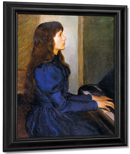 Playing By Heart By Lilla Cabot Perry