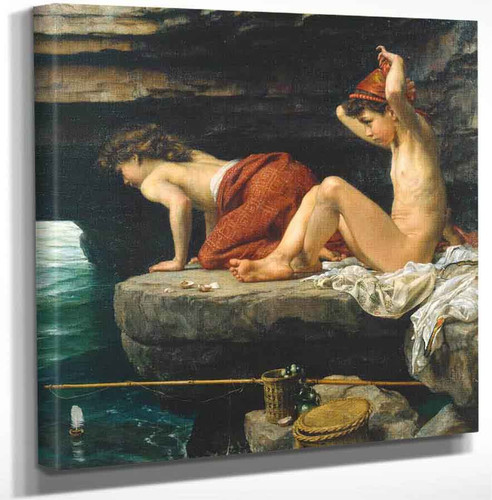 Outward Bound By Sir Edward John Poynter Art Reproduction