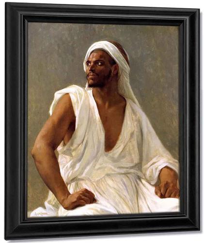 Portrait Of An Arab By Alexandre Cabanel