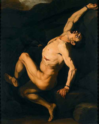 Prometheus By Jusepe De Ribera