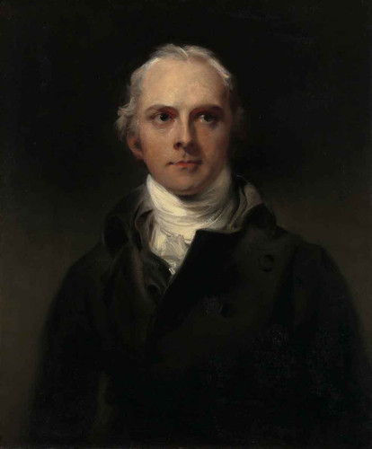 Samuel Lysons By Sir Thomas Lawrence