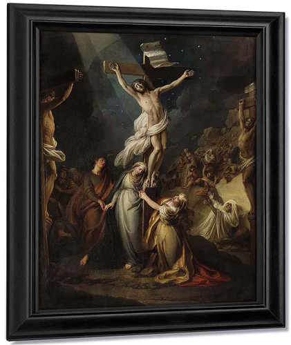 The Crucifixion By Charles Antoine Coypel Iv By Charles Antoine Coypel Iv