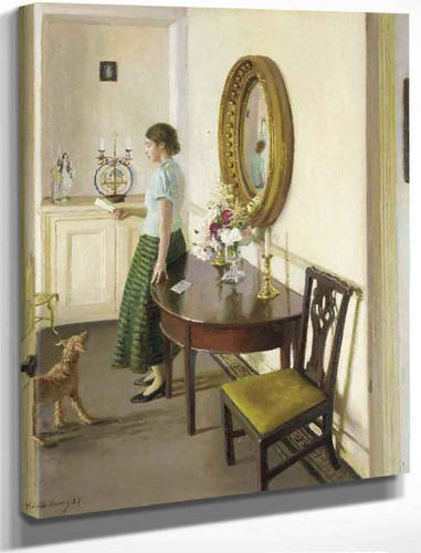 The Letter By Harold Harvey