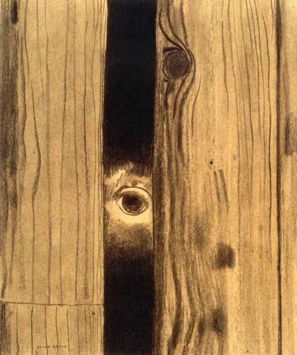 The Telltale Heart By Odilon Redon By Odilon Redon