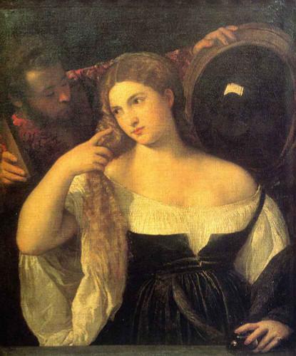 Vanitas By Titian