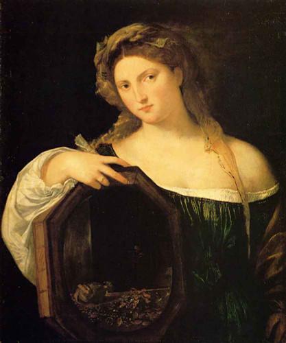 Vanity By Titian