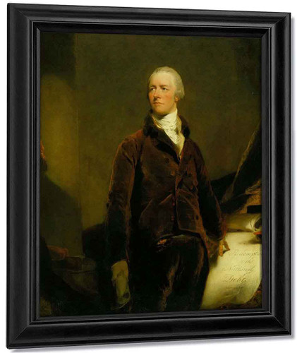 William Pitt By Sir Thomas Lawrence