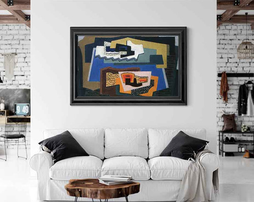 Abstract Composition 7 By Mainie Jellett