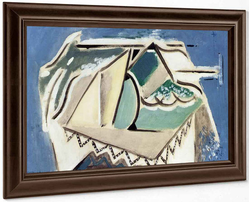 Abstract Still Life No. 2 By Alfred Henry Maurer By Alfred Henry Maurer