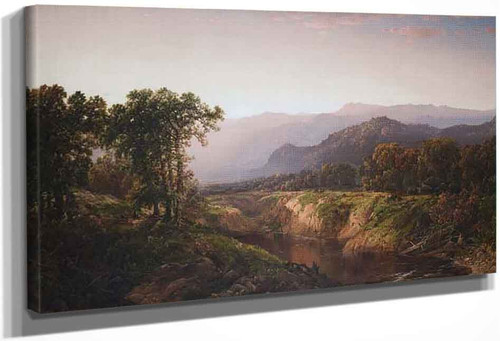 Autumn In The White Mountains By William Louis Sonntag