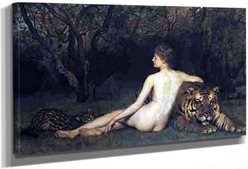 Circe By John Maler Collier