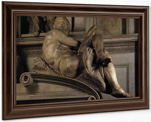 Day By Michelangelo Buonarroti By Michelangelo Buonarroti