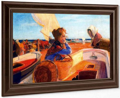 Esperando La Pesca By Jose Mongrell Torrent