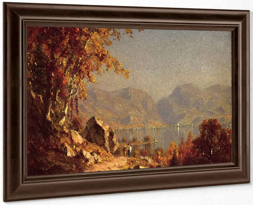 Highlands On The Hudson By Sanford Robinson Gifford