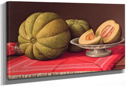 Melons By Levi Wells Prentice By Levi Wells Prentice