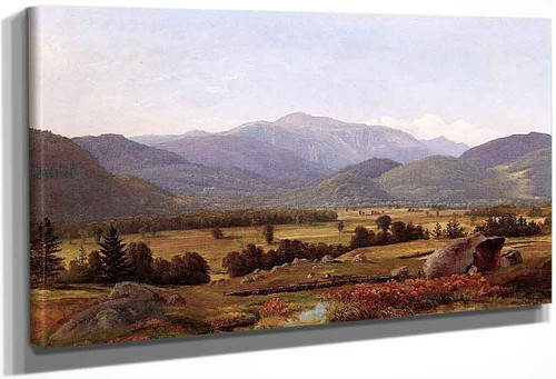 Mount Washigton Valley By Alexander Helwig Wyant