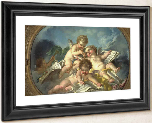 Music By Francois Boucher