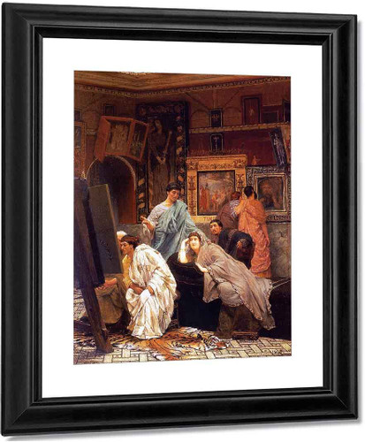 A Collection Of Pictures At The Time Of Augustus By Sir Lawrence Alma Tadema