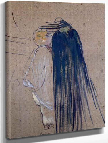 A Day Out By Henri De Toulouse Lautrec