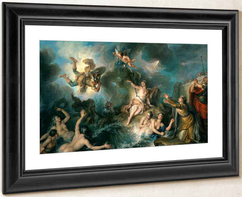 Perseus And Andromeda By Charles Antoine Coypel Iv By Charles Antoine Coypel Iv