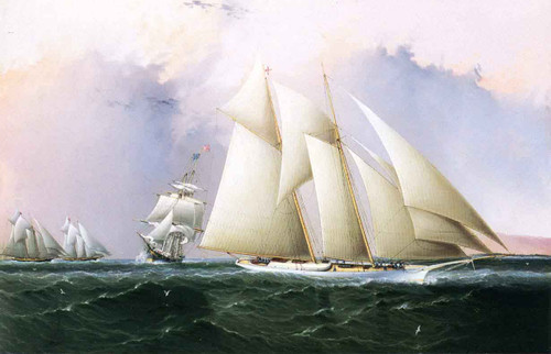 Pilot Boats By James E. Buttersworth