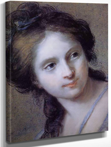 A Girl By David Teniers The Younger