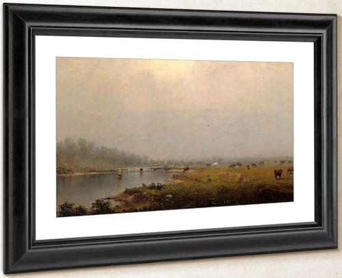 Rising Mist By Alexander Helwig Wyant