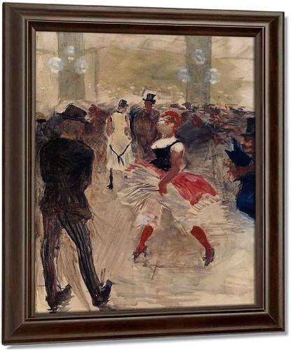 A L'elysee Montmartre By Henri De Toulouse Lautrec Art Reproduction