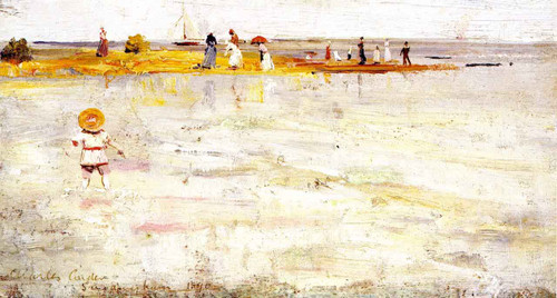 Sandringham By Charles Conder By Charles Conder