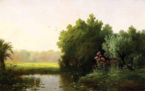 Summer By Edward Moran