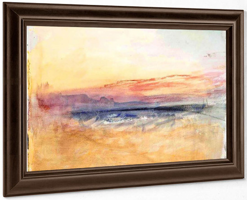 Sunset2 By Joseph Mallord William Turner