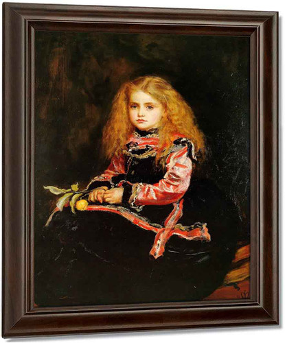 A Souvenir Of Velazquez By Sir John Everett Millais Oil on Canvas Reproduction