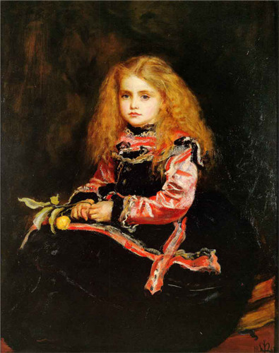 A Souvenir Of Velazquez By Sir John Everett Millais
