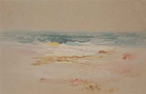 Sunset By Joseph Mallord William Turner
